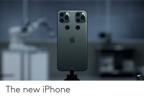 the new iphone: ROB The new iPhone