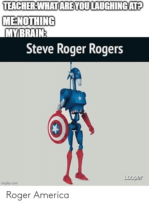 America and Roger: Roger America