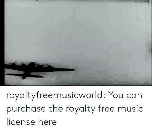 Energetic: royaltyfreemusicworld:  You can purchase the royalty free music license here