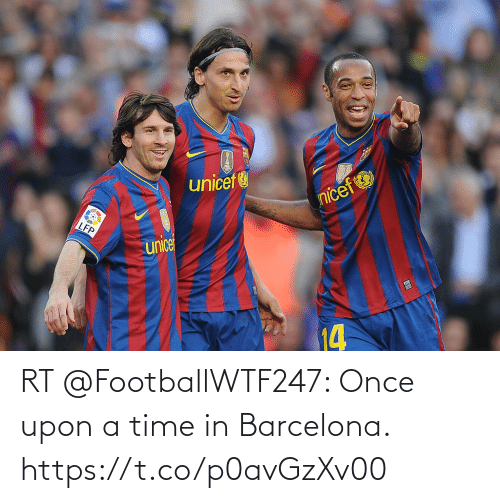Barcelona: RT @FootballWTF247: Once upon a time in Barcelona.   https://t.co/p0avGzXv00
