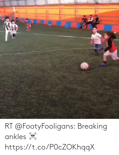 breaking: RT @FootyFooIigans: Breaking ankles ☠ https://t.co/P0cZOKhqqX