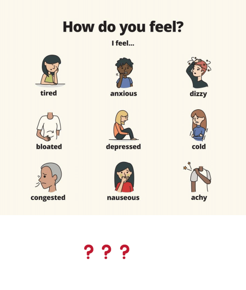 How Do You: RT @learnthngs: How Do You Feel ❓❓❓ https://t.co/Z6XB1Ti2D4