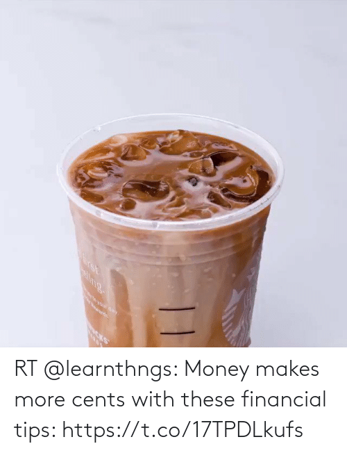 Financial: RT @learnthngs: Money makes more cents with these financial tips: https://t.co/17TPDLkufs