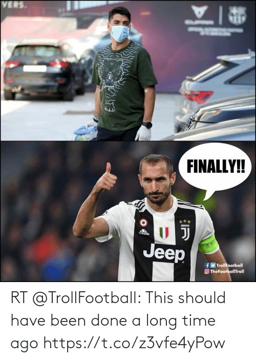 A Long: RT @TrollFootball: This should have been done a long time ago https://t.co/z3vfe4yPow