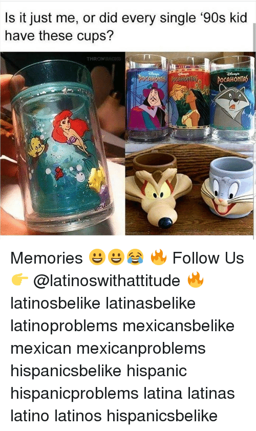 Latinos: s it just me, or did every single '90s kid  have these cups? Memories 😀😀😂 🔥 Follow Us 👉 @latinoswithattitude 🔥 latinosbelike latinasbelike latinoproblems mexicansbelike mexican mexicanproblems hispanicsbelike hispanic hispanicproblems latina latinas latino latinos hispanicsbelike