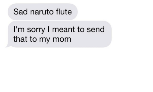 ✅ 25+ Best Memes About Naruto Flute   Naruto Flute Memes