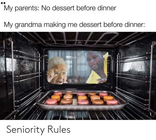 Rules: Seniority Rules