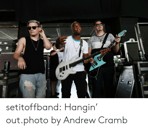 Tumblr, Blog, and Com: setitoffband:  Hangin' out.photo by Andrew Cramb