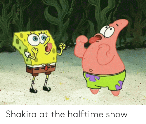 Shakira: Shakira at the halftime show