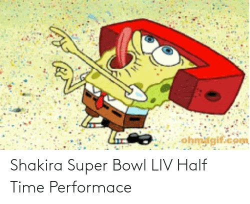 Shakira: Shakira Super Bowl LIV Half Time Performace