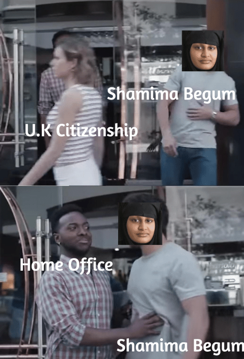 Home, Office, and Citizenship: sHamima Begum  U.K Citizenship  Home Office,  Shamima Bequm