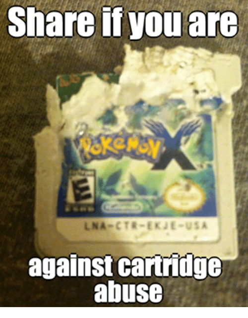 Ctr: Share if you are  CTR EKJE USA  LNA  against cartridge  abuse