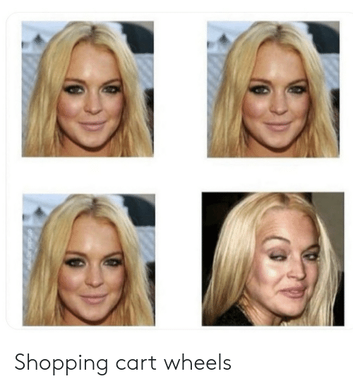 Cart: Shopping cart wheels