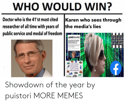 Of The Year: Showdown of the year by puistori MORE MEMES