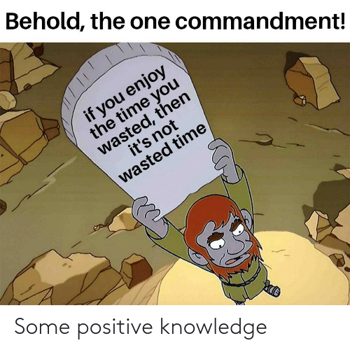 Knowledge: Some positive knowledge