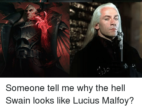 League of Legends, Hell, and Lucius