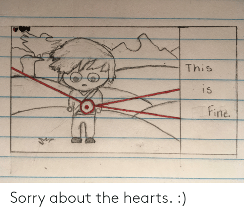 Zelda: Sorry about the hearts. :)
