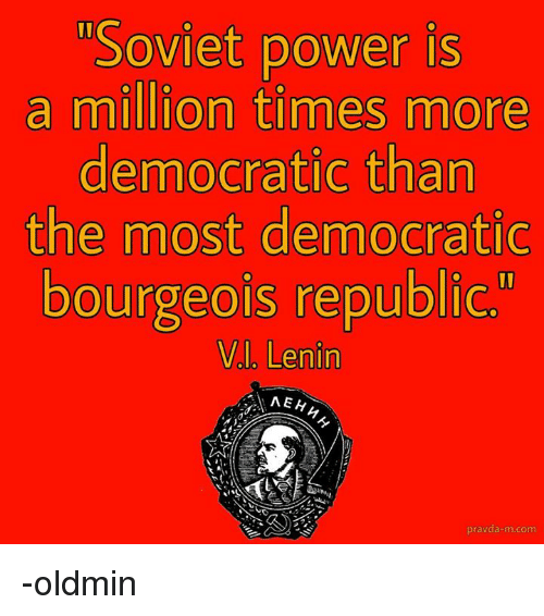 bourgeois democracy a comparative analysis of lenin and pobedonostev