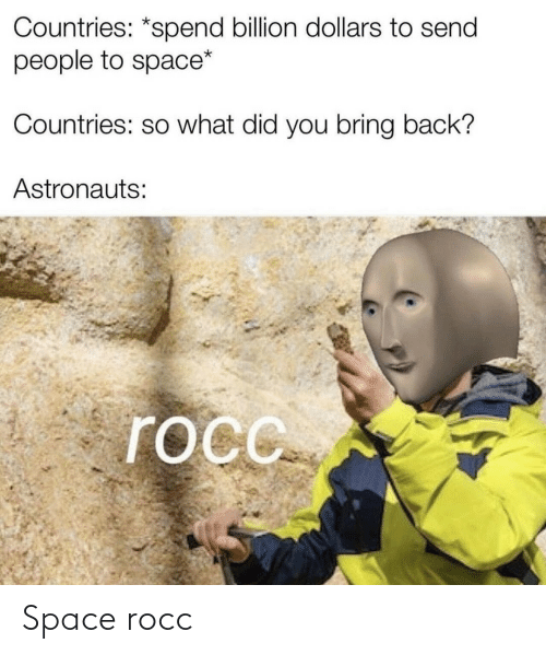 Space: Space rocc