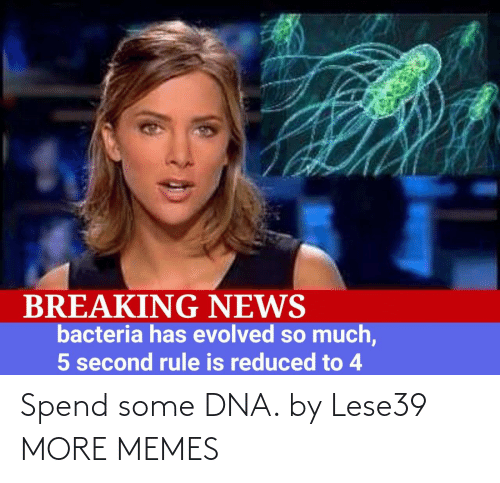 Spend: Spend some DNA. by Lese39 MORE MEMES
