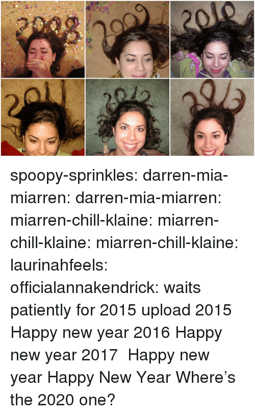 Darren: spoopy-sprinkles:  darren-mia-miarren: darren-mia-miarren:  miarren-chill-klaine:  miarren-chill-klaine:  miarren-chill-klaine:  laurinahfeels:  officialannakendrick:    waits patiently for 2015 upload  2015    Happy new year 2016  Happy new year 2017   Happy new year  Happy New Year Where's the 2020 one?