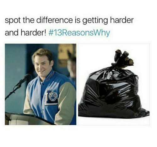 harder-and-harder: spot the difference is getting harder  and harder!