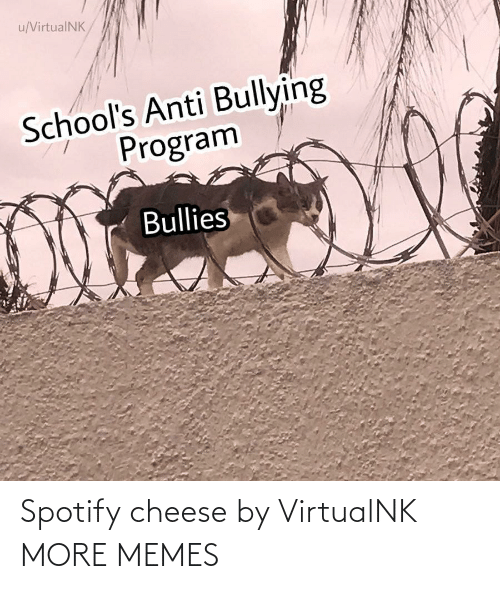 Spotify: Spotify cheese by VirtualNK MORE MEMES
