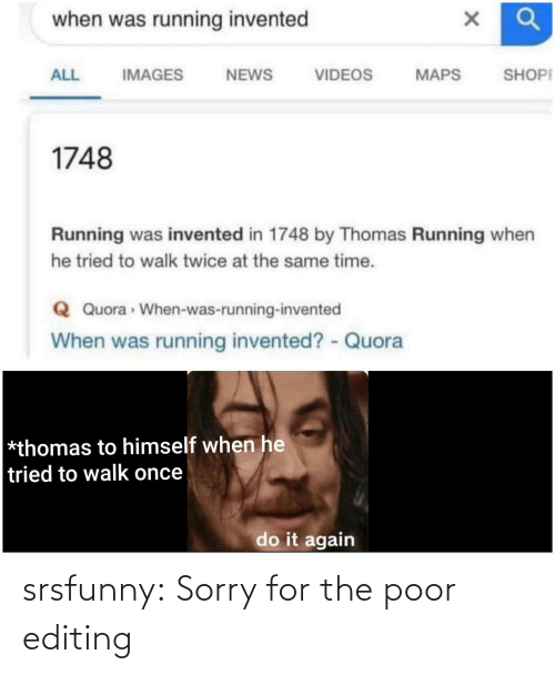 poor: srsfunny:  Sorry for the poor editing