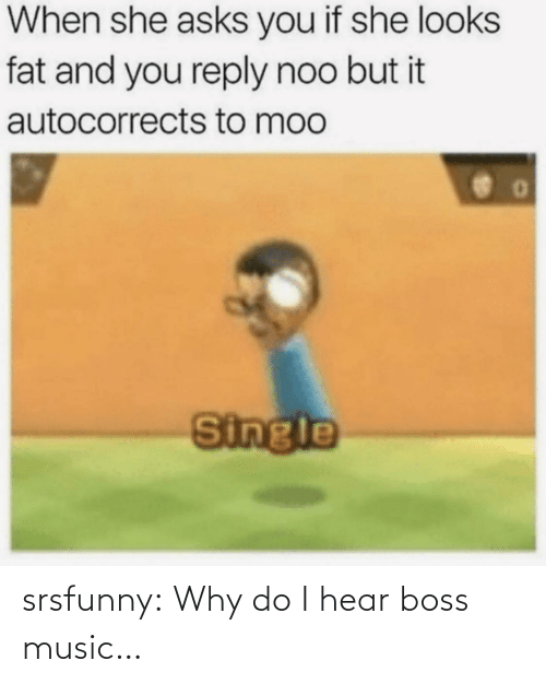 boss: srsfunny:  Why do I hear boss music…