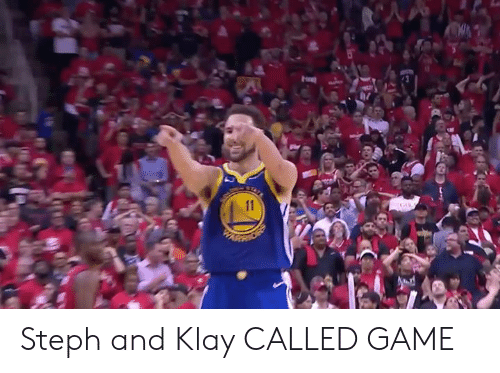 klay: Steph and Klay CALLED GAME