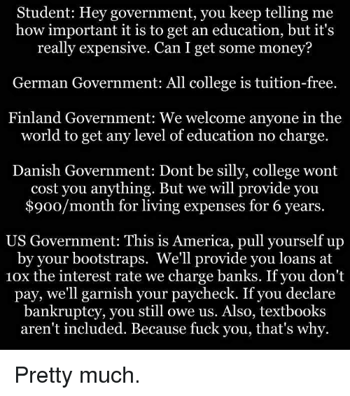Pull Yourself Up By Your Bootstraps