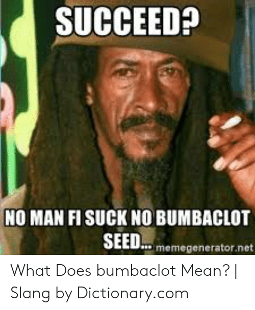What does suck it mean