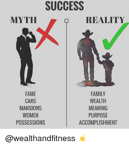 Family, Gym, and Meaning: SUCCESS  MYTH  REALITY  FAMILY  WEALTH  MEANING  PURPOSE  ACCOMPLISHMENT  FAME  MANSIONS  WOMEN  POSSESSIONS @wealthandfitness ☝️