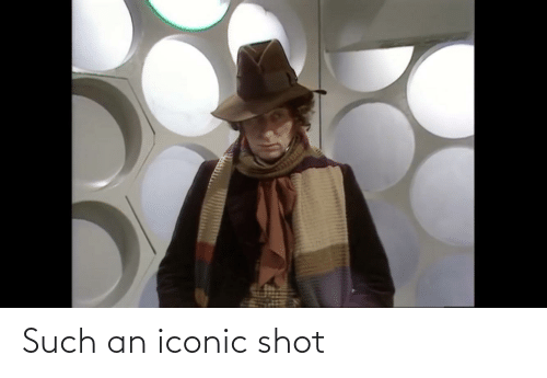 Doctor Who: Such an iconic shot