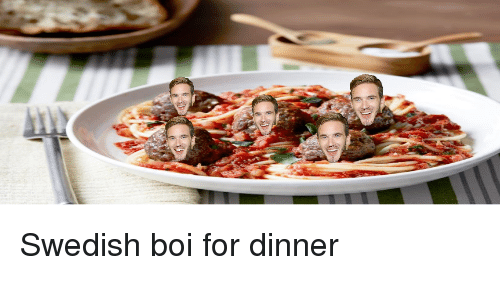 Swedish, Boi, and For