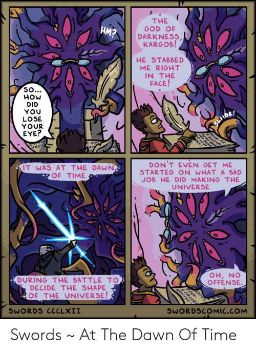 Dawn: Swords ~ At The Dawn Of Time