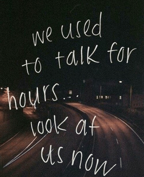 For,  Hours, and Talk: tó talk for  hours  2