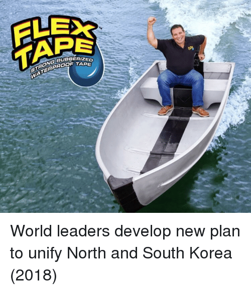 World, South Korea, and Korea: TAP  AUBBERIZED World leaders develop new plan to unify North and South Korea (2018)