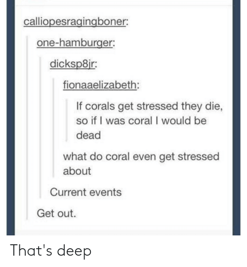 Punny: That's deep