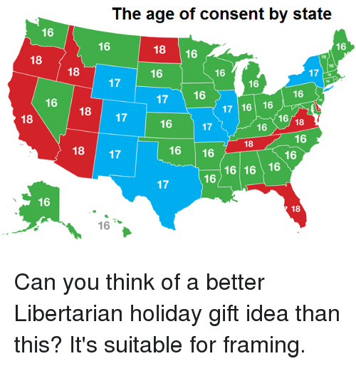 Gay age of consent