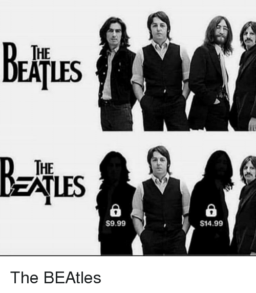The Beatles, Beatles, and The: THE  BEATLES  iti  EAS  THE  $14.99  $9.99 The BEAtles