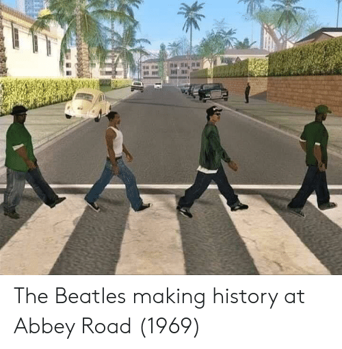 The Beatles: The Beatles making history at Abbey Road (1969)