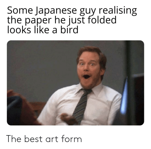 Form: The best art form