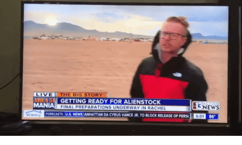 News, Live, and Big: THE BIG STORY  LIVE  AREA GETTING READY FOR ALIENSTOCK  MANIA  2ASTURN  3NEWS  FINAL PREPARATIONS UNDERWAY IN RACHEL  6:01 86  FORECASTS U.S. NEWS ANHATTAN DA CYRUS VANCE JR. TO BLOCK RELEASE OF PERS  RCWilley