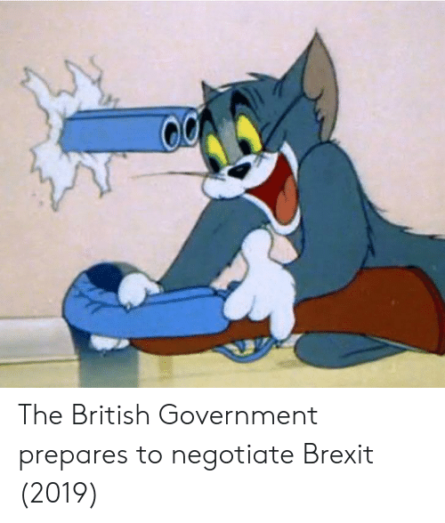 British, Government, and Brexit: The British Government prepares to negotiate Brexit (2019)
