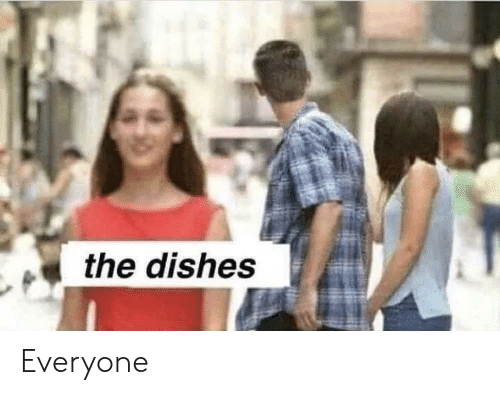dishes: the dishes Everyone