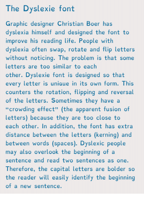 the characteristics of dyslexia and the needs of dyslexic people Most dyslexics exhibit 10 or more of these traits and common characteristics of adult dyslexia your child needs the time to focus on what matters the.