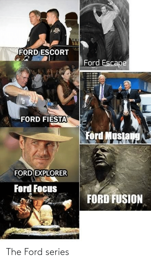 Ford: The Ford series