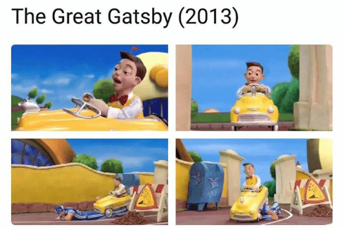 great gatsby: The Great Gatsby (2013)