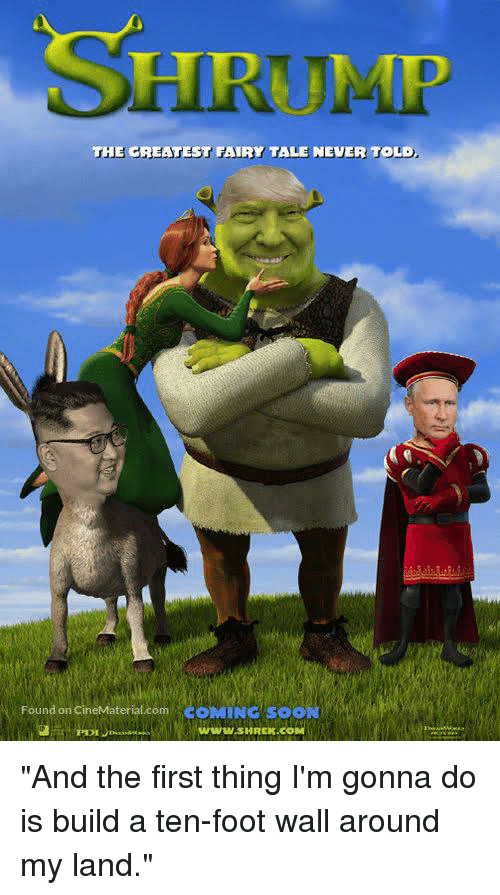 Shrek Com: THE GREATEST FAIRY TALE NEVER TOLD  Found on CineMaterial.com  COMING SOON  www SHREK.COM